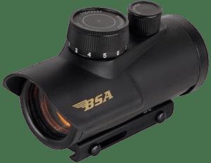 BSA RD30 30mm best red dot sight for shotgun