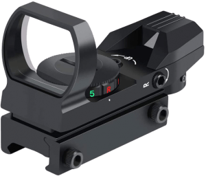 Feyachi Reflex Sight Red & Green in one Sight