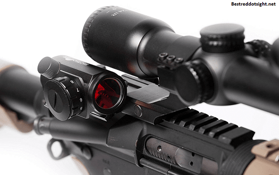 How does work a red dot sight