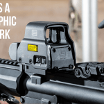 how does a holographic sight work